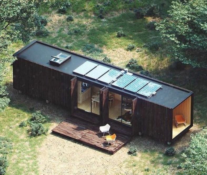 Eco Home Architecture 1